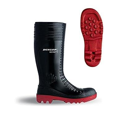 Dunlop Acifort A252931 Herren Sicherheitsgummistiefel / Gummistiefel