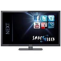 Panasonic TX-L47ETW5 119 cm (47 Zoll) Fernseher (Full HD, Triple Tuner, 3D, Smart TV)