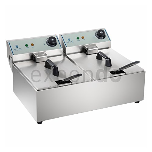 Royal Catering - RCEF-10DY-ECO - 2x 3200 W