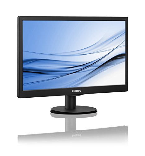 Philips 193V5LSB2 185 inch V collection LED panel Monitor 1366 x 768 p DDR3 SDRAM 876 W Black Products