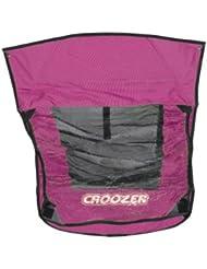 Verdeck 2in1 für Kinderanhänger 'Croozer Kid for 1' 2012, pink (1 Stück)