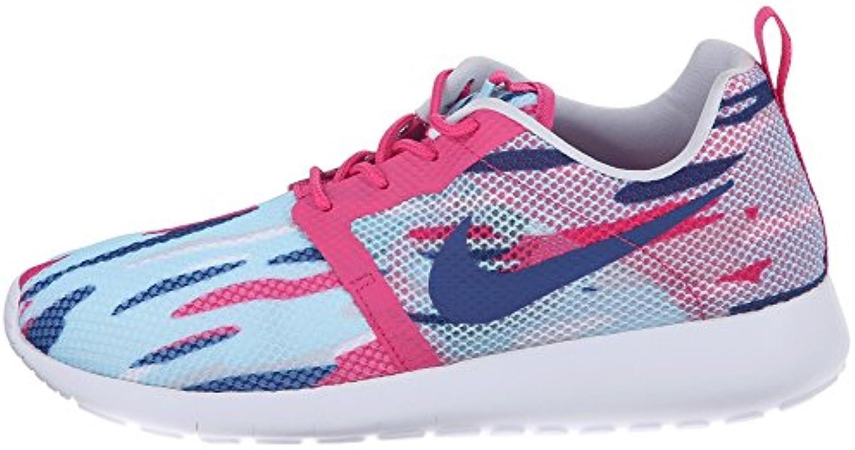 Nike Roshe One Flight (GS) (705486-401)  Zapatos de moda en línea Obtenga el mejor descuento de venta caliente-Descuento más grande