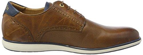 Pantofola Doro Herren Sangro Uomo Bassa Sneaker Braun (guscio Di Tartaruga)