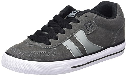 Globe Encore - 2, Scarpe da Skateboard Uomo, Multicolore (Charcoal/grey), 42 EU