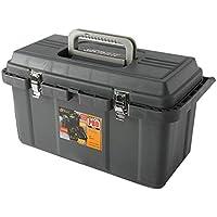 Cassetta degli attrezzi Caja de herramientas multifunción Caja de almacenamiento de 21 pulgadas Kit de reparación de automóviles mediano