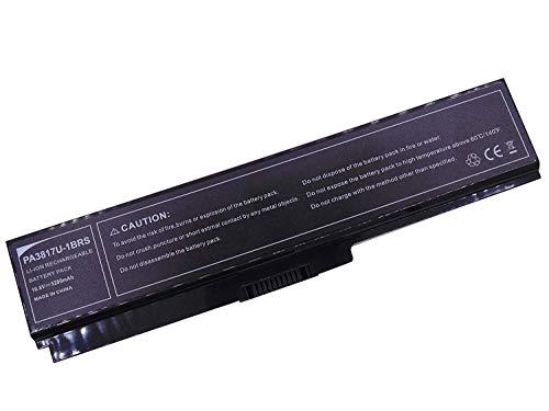 10,8V 4400mAh PA3817U-1BRS Akku für Toshiba Satellite A660 A665 C600 C645 C650 C655 C660 L600 L630 L655 L730 L745 L755 M640 M645 P700 P745 Pro C650 L630 L640 C670 C670D L670 L770 L770D L775