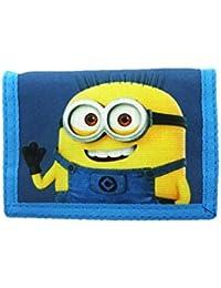 Minions Wallet Coin Pouch, 13 cm, Blue MINIONS004009