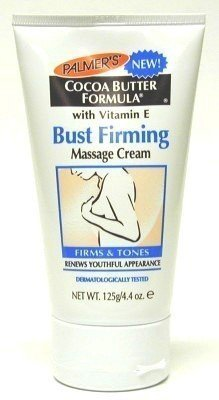 Palmers Cocoa Butter Bust Firming Massage Cream with Vitamin E (3-Pack) by Palmers