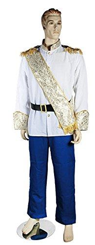 Prinz Kostüm Prinzenkostüm Prinzen Märchenkostüm Märchenprinz Faschingskostüm Märchen Königskostüm König Prinzkostüm Karnevalskostüme Herren (Prinz Kostüm Märchen)