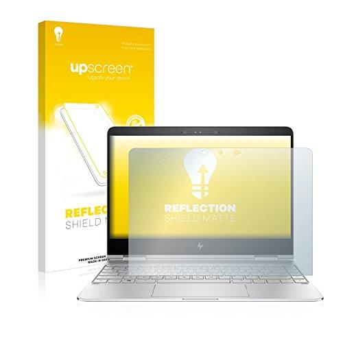 upscreen Matt Schutzfolie kompatibel mit HP Spectre x360 13-ac031ng - Entspiegelt, Anti-Reflex, Anti-Fingerprint