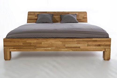 Toma - Cama de matrimonio, madera, 180 x 200