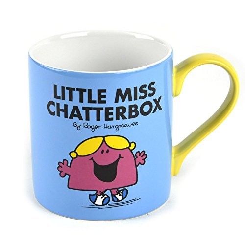 Little Miss Chatterbox - Full Colour Mr Men And Little Miss Mug Collection by ()