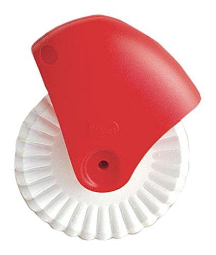 Pastry Wheel Cutter (Talisman Designs verstellbar Pie Crust Shield 1 Stück Pastry Wheel Cutter)
