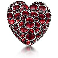 The Poppy Collection ® Heart Pin g2CXR