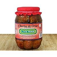 Chorizo de Orza en Aceite de Oliva