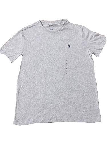 Ralph Lauren Polo Herren Classic T-Shirt, Grau S