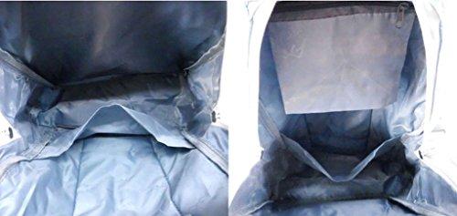 Longzibog Dual verstellbare Schultergurte und Hängeschlaufenband 2016 Neue Schulrucksäcke/Rucksack Damen/Mädchen Vintage Schule Rucksäcke mit Moderner Streifen für Teens Jungen Studenten Rosa