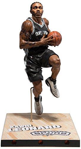 McFarlane NBA Series 26 KAWHI LEONARD #2 - San Antonio Spurs Figur
