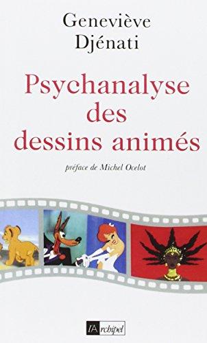 Psychanalyse des dessins animés