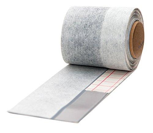 duschwannen dichtband 4m Wannendichtband, Fugenband mit einem 3cm selbstklebenden Streifen