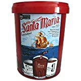 Cacao En Polvo Azucarado Santa María Original 1 Kg