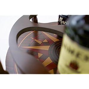 Classica Art 40 – Fabricado en Italia – Minibar, diseño de globo terráqueo
