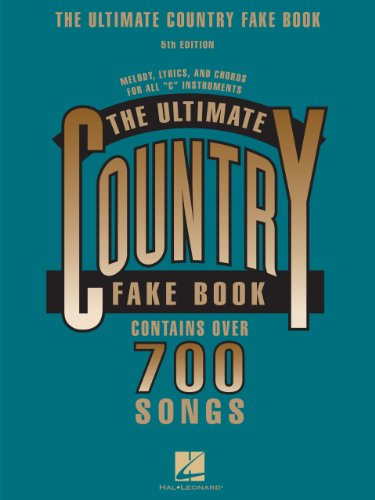 The Ultimate Country Fake Book: C Instruments