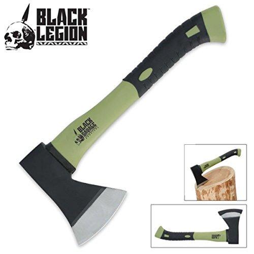 Black Legion Camp Hatchet Axt Campingaxt Outdooraxt