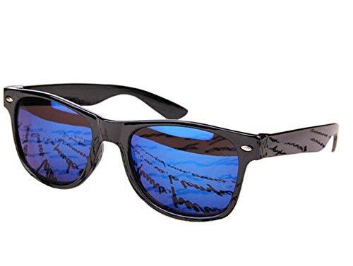 Skyeye Gafas de Sol Reflectantes Gafas de sol Polarizadas Gafas de Sol de Moda Espejo Gafas de Protección UV
