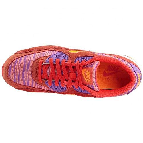 Nike - Sneaker, Uomo Light Crimson Total Orange Laser Purple 600