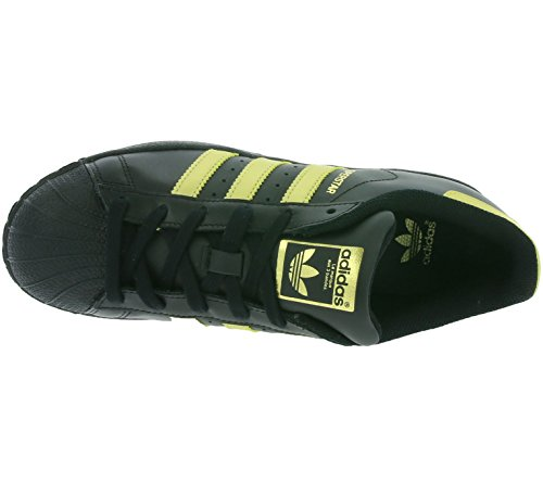 adidas Originals Unisex-Kinder Superstar Foundation Sneakers Black