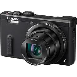 Panasonic Lumix DMC-TZ61 Appareils Photo Numériques 18.9 Mpix Zoom Optique 30 x- Version étrangère