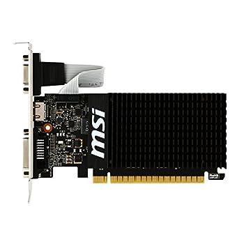 Msi Geforce Gt 710 2gd3h Lp Ddr3 2