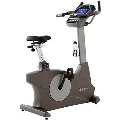 Spirit XBU55 Upright Exercise Bike LIGHT COMMERCIAL MODEL from Spirit