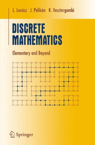 Discrete Mathematics: Elementary and Beyond (Undergraduate Texts in Mathematics)