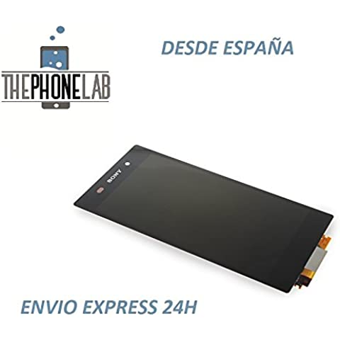 Sony Xperia Z1 L39 H LT39 - Pantalla táctil para Sony Xperia Z1 (LCD+Cristal)