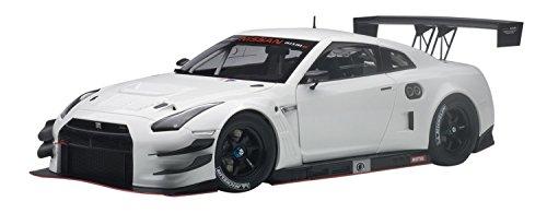 AUTOart-Maqueta Nissan GT-R NISMO GT3-2015-Escala 1/18