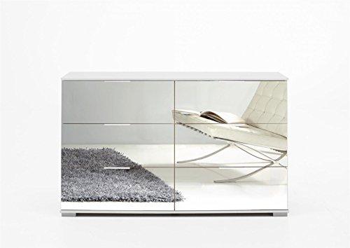 Wimex Kommode/ Schubladenkommode Easy Plus C, 6 Schubladen, (B/H/T) 83 x 41 x 130 cm, Weiß -