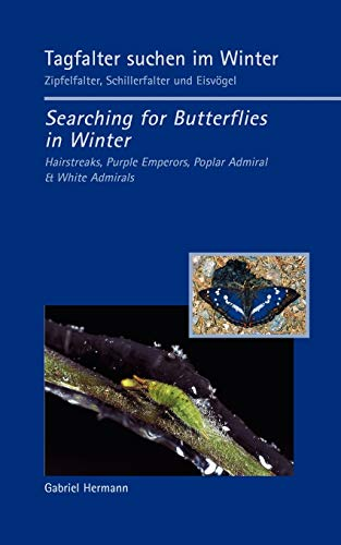 Tagfalter suchen im Winter / Searching for Butterflies in Winter: Zipfelfalter, Schillerfalter und Eisvögel / Hairstreaks, Purple Emperors, Poplar Admiral & White Admirals