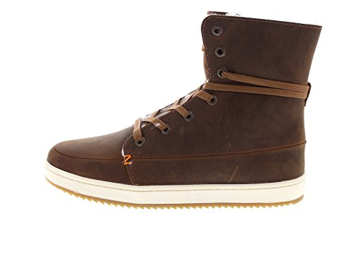 HUB FOOTWEAR - VERMONT HIGH - dogwood Brown