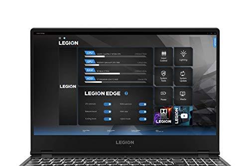 Lenovo Legion Y540 9th gen Intel Core i7 15.6-inch FHD Gaming Laptop (16GB/512GB SSD/Windows 10/NVIDIA GTX 1650 4 GB Grahpics/Black/2.3Kg),81SY00EXIN Image 8