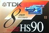 TDK 8mm HS 90blanko Tape