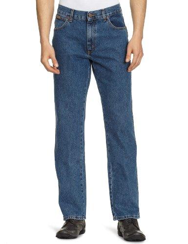 Wrangler - Jeans, Uomo, Blu (Stonewash), (31W/34L)