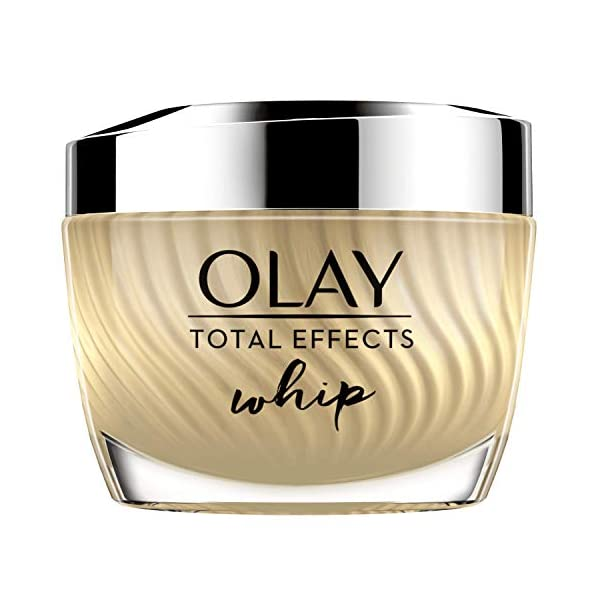Olay Total Effects Whip Crema Hidratante Ligera Como el Aire 7 En 1