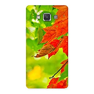 Special Auti Leaf Back Case Cover for Galaxy Grand Max