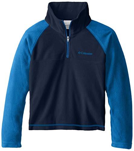 Columbia Jungen Glacial Fleece-pullover Mit Halbem Reißverschluss,