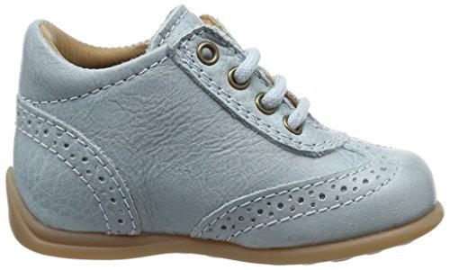 Bisgaard Unisex Baby Lauflerner Lauflernschuhe Blau (600-2 Baby blue)