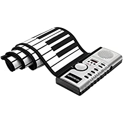 Piano Teclado Enrollable Flexible Roll Up - Funkey RP-61