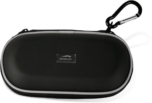 Speed Link SL-4822 SBK Carry CASE PSP SLIM AND LITE Black Storage