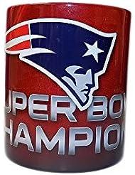 New England Patriots Super Bowl L1Champions Mug officiel